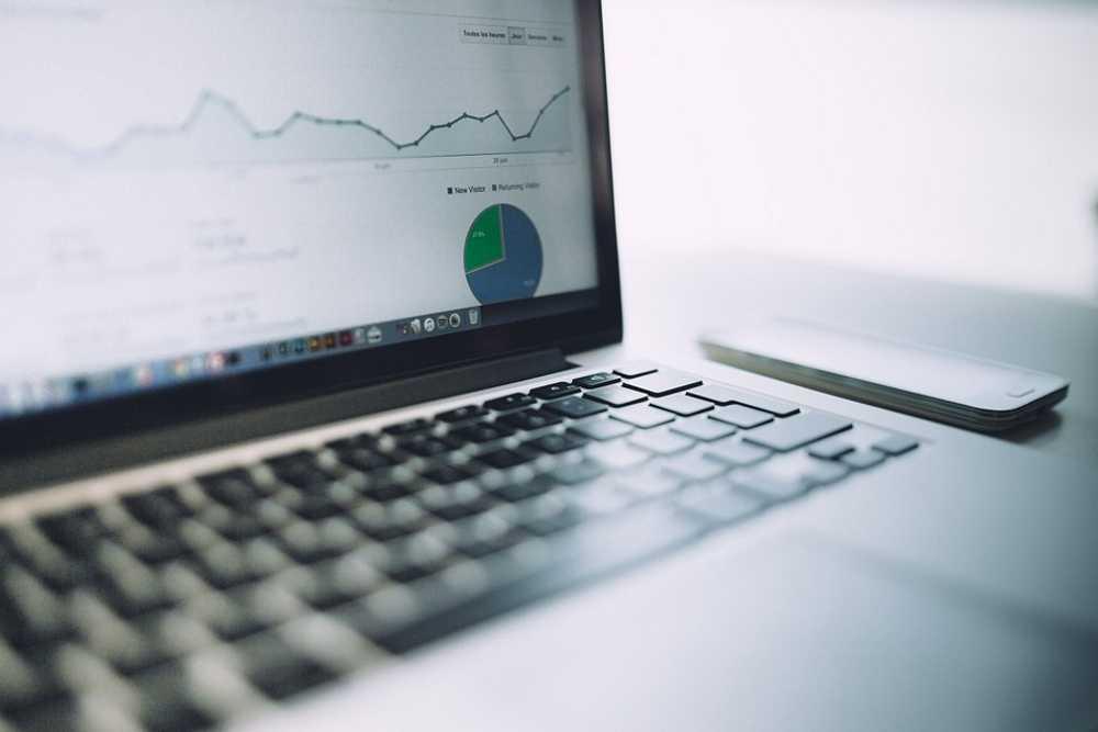 Examine the analytics