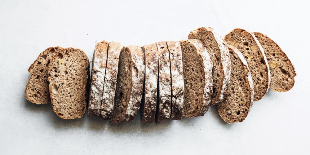 Fresh Bread - Baked Daily
