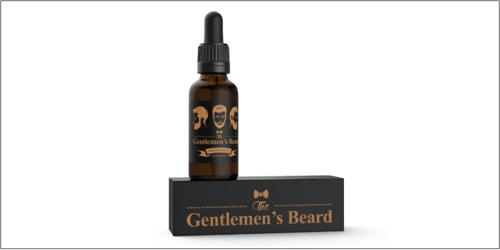 The Gentlemen's Beard Oil and Leave-in Conditioner Softener